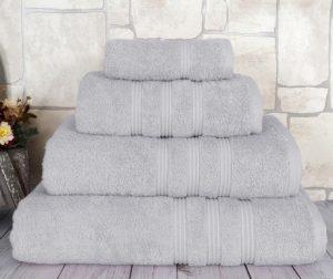 Kupaonski ručnik Classy Coresoft Grey 70x130 cm - Vivre