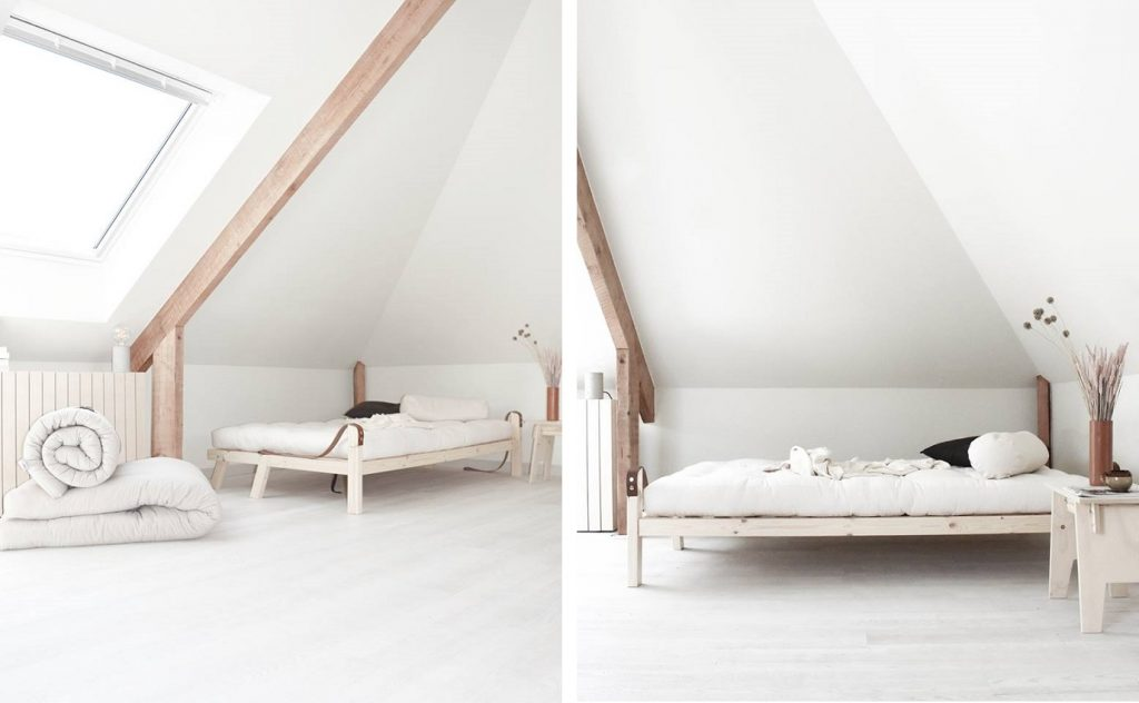 Kako urediti spavaću sobu u potkrovlju u tri koraka   Vivre