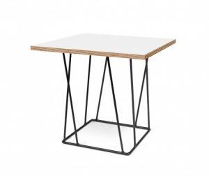 Stolić za kavu Helix White S