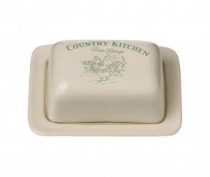 Posuda za maslac sa poklopcem Country Kitchen