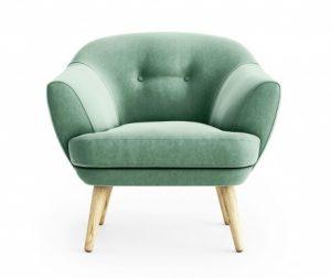 Fotelja Elsa Riviera Light Green