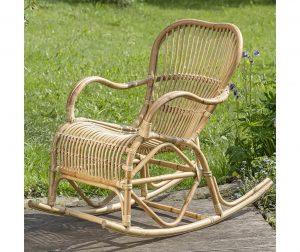 Stolica za ljuljanje za vanjski prostor Rocio