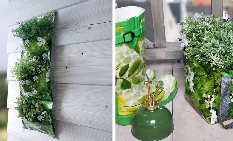 Balkonski vrt - uređenje malenog vrta