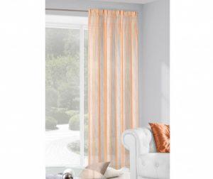 Zavjesa Alara Orange 140x250 cm