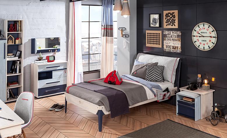 Sobe za mlade - kako urediti sobu za tinejdžera