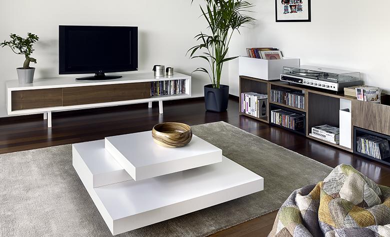 Uređenje moderne dnevne sobe - kako urediti savršenu obiteljsku sobu