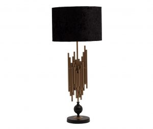 Svjetiljka Clarabelle Royal Gold