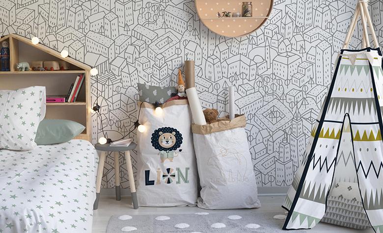 Kako odabrati dekoracije za dječju sobu?