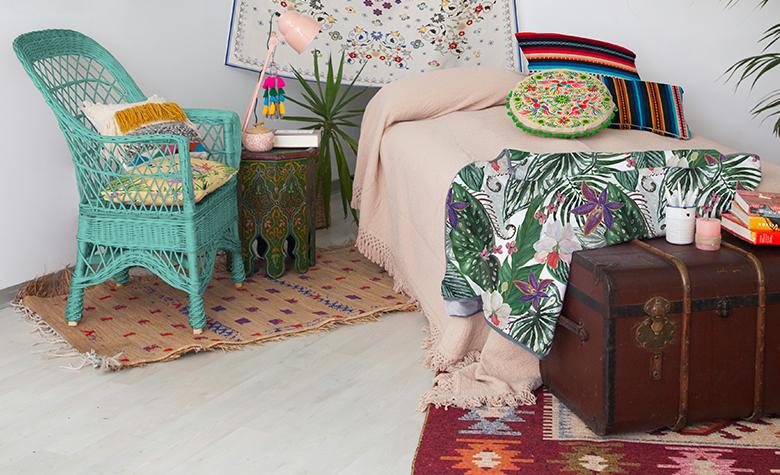 Boho Chic stil – idealan za ekscentrične interijere