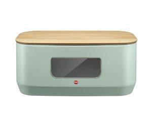 Kutija za kruh s poklopcem Modernis Mint