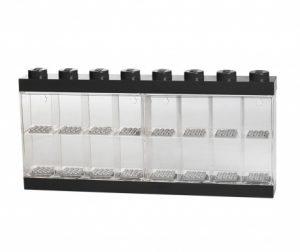 Kutija za 16 mini figurica Lego Black