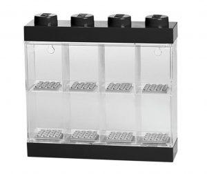 Kutija za 8 mini figurica Lego Few Black