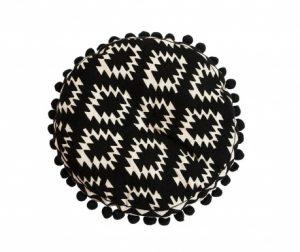 Ukrasni jastuk Aztec Black 39 cm