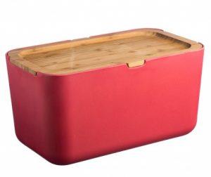 Kutija za kruh Nubu Red