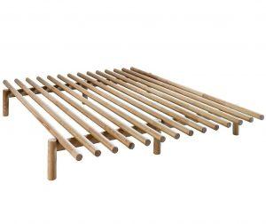 Okvir za krevet Pace Natural Pine 180x200 cm