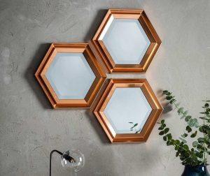 Set 3 zrcala Fawkner