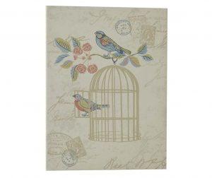 Slika Songbird Eau de Nil 60x45cm