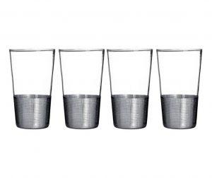 Set 4 čaše Apollo Clear High 370 ml