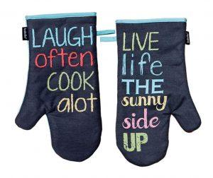 Set 2 kuhinjske rukavice Sunny Side