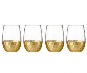Set 4 čaše Astrid 240 ml