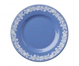 Set 6 tanjura za desert Jaquard Blue