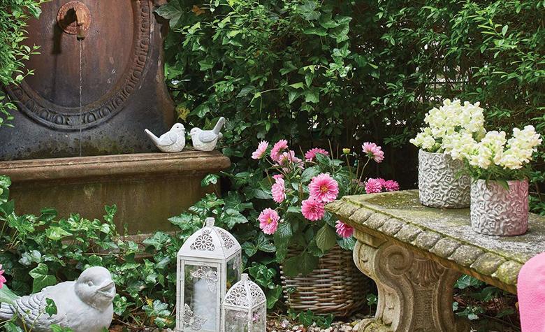 Dekoracije koje vam vrt pretvaraju u bajku