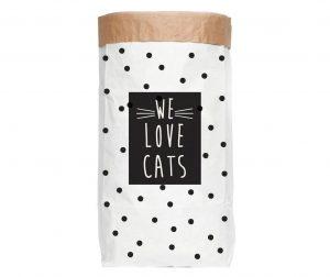 Vreća za spremanje Love Cats