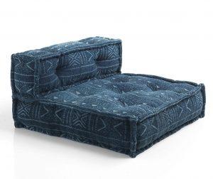 Jastuk za sjedenje Yantra Blue