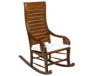 Stolica za njihanje Ocaso Brown