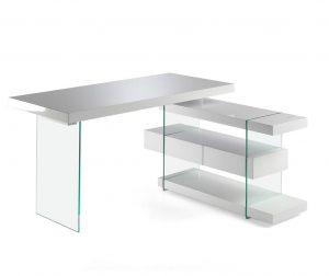 Radni stol Neomi White