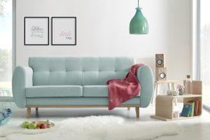 Sofa trosjed Viking Powder Blue
