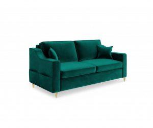 Sofa dvosjed Marigold Bottle Green
