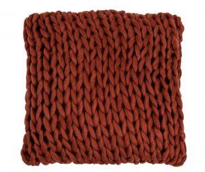 Ukrasni jastuk Knitted Square 40x40 cm