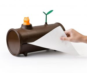 Držač za rolu kuhinjskog papira Log and Roll