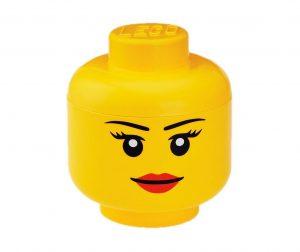 Kutija s poklopcem Lego Pretty Girl M