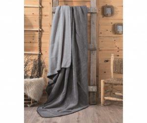 Deka Abbi Dark and Light Grey 200x220 cm