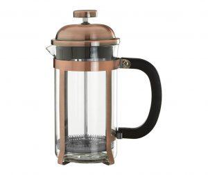 Francuski čajnik Allera Copper 600 ml