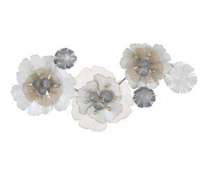 Zidni ukras Flowery