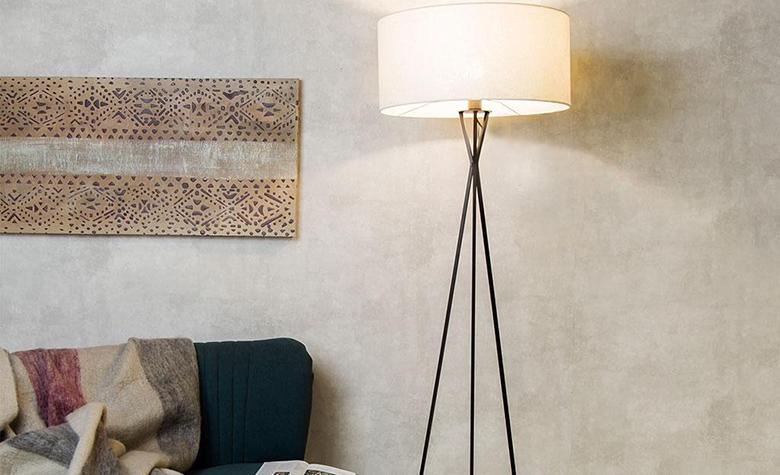 Vrste podnih svjetiljki za svaku sobu