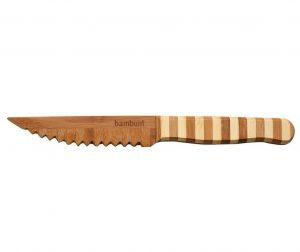 Nož za voće i povrće Bambu Notched